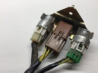 Relays - Fan, Ignition, Fuel Pump